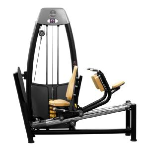 MÁQUINA LEG PRESS HORIZONTAL ORIGYM BLACK