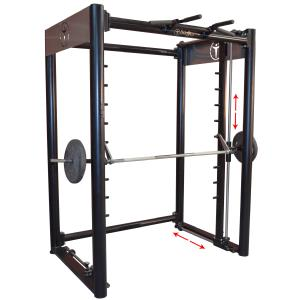 SMITH MACHINE 2D